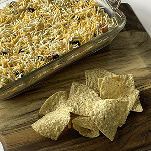 Thisiowagirl Mexican Layered Party Dip